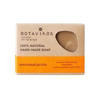 Botavikos Натуральное мыло ручной работы березовый деготь 100 г