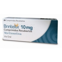 Бринтелликс таблетки покрыт.плен.об. 10 мг 28 шт.