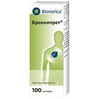 Бронхипрет сироп 100мл б