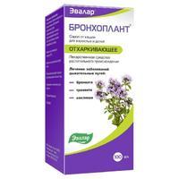 Бронхоплант сироп 100 мл