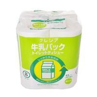 Бумага туалетная NP из перераб. Целлюлозы Crecia Scottie с легким ароматом двухслойная (45м) 8шт