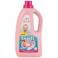Бурти/Burti Средство для стирки для детского белья, универсальное, 1,5 л