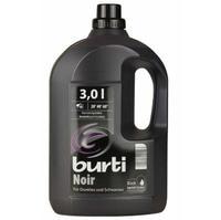 Burti средство для стирки синтетическое жидкое для черного и темного белья Noir 3 л упак.