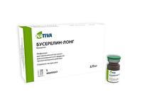Бусерелин-лонг лиофилизат для сусп. для в/мыш. введ. пролонг. 3,75 мг флакон 1 шт.