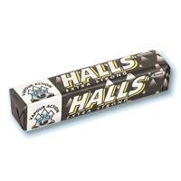 Леденцы halls ментол экстра (12 упаковок)