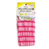 Can Do мочалка для тела эластичная темно-розового цвета 22смх45см 1 шт.