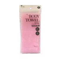 Can Do мочалка для тела найлоновая розовая 28смх100см 1 шт.