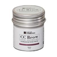 CC Brow Хна для бровей в баночке коричневый 10 г