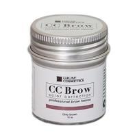 CC Brow Хна для бровей в баночке серо-коричневый 10 г
