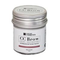 CC Brow Хна для бровей в баночке серо-коричневый 5 г