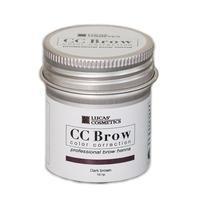 CC Brow Хна для бровей в баночке темно-коричневый 10 г