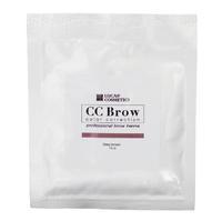 CC Brow Хна для бровей в саше серо-коричневый 10 г