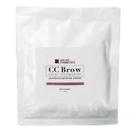 CC Brow Хна для бровей в саше серо-коричневый 5 г