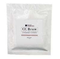CC Brow Хна для бровей в саше светло-коричневый 10 г