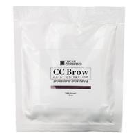CC Brow Хна для бровей в саше темно-коричневый 10 г