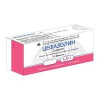 Цефазолин флакон 1 г