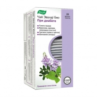 Чай Эвалар Био при диабете фильтрпакетики 2 г 20 шт.