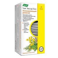 Чай Эвалар Био Успокаивающий дневной фильтрпакетики 1,5 г 20 шт. 20 шт.