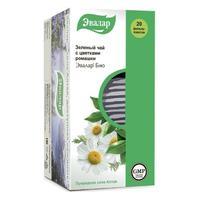 Чай Эвалар Био Зеленый фильтрпакетики 1,5 г, 20 шт.