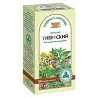 Чай тибетский фильтрпакетики 2 г, 20 шт.