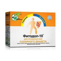Чай травяной Натуротерапия Фитодол 0 Диабенорм 60 х 2 г