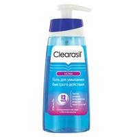 Clearasil Ultra гель для умывания быстрого действия 150 мл