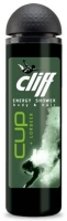 Cliff шампунь-гель для душа 2 в 1 Победа с экстрактом оливкового и лаврового масла 250 мл