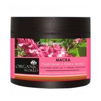 Complimen Organic World маска для волос Укрепление и блеск 300 мл