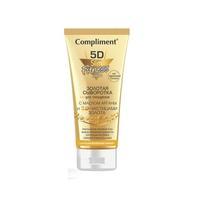 Compliment 5D Золотая сыворотка для похудения с маслом Арганы и 3D-частицами золота 200мл