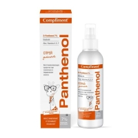 Compliment Panthenol Пантенол Спрей детский восст. при солн. и термических ожогах 3+ 1 150мл