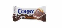 Corny Milk Батончик злаковый молочный с какао 30г