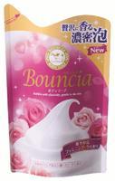 Cow Мыло жидкое Bouncia сливочное для рук и тела аромат букета 430мл