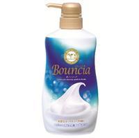 Cow Мыло жидкое Bouncia сливочное для рук и тела аромат чистоты и свежести 550мл