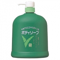 Cow мыло жидкое для тела с экстрактом алоэ 1200мл
