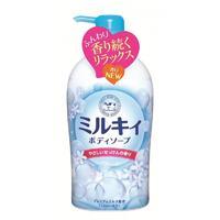 Cow Мыло жидкое Milky Body Soap молочное увлажняющее для тела 550мл