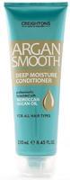 Creightons Argan Smooth Кондиционер для глубокого увлажнения волос с аргановым маслом 250мл