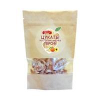 Цукаты из топинамбура с персиком 120 г