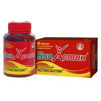 Биоастин астаксантин капс. №30 (бад)