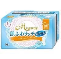 Daio Megami Elis Megami Прокладки ежедневные без крылышек Мини+ (17 см) 36 шт.