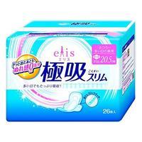 Daio Megami Elis Ultra Прокладки тонкие с крылышками Нормал (20,5 см) 26 шт.