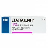 Далацин гель 1%, 30 г