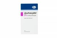 Далацин крем вагинальный 2% , 20 г+3 аппликатора