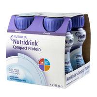 Нутриция нутридринк компакт протеин с нейтральным вкусом125мл №4