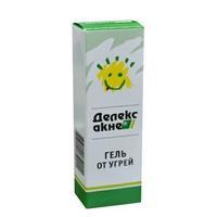 Делекс-Акне Форте гель от угрей 20 мл