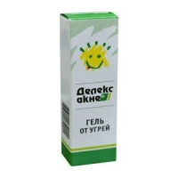 Делекс-Акне гель увлажняющий 30 г