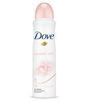 Дезодорант Дав (Dove) аэрозоль Нежность пудры женский 150мл упак.