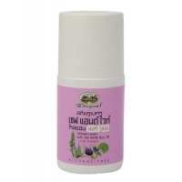 Дезодорант Safe and White Roll On for women with herbal женский роликовый с экстрактами трав 50мл