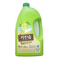 Дезодорирующее Средство для мытья посуды,овощей и фруктов в холодной воде Mukunghwa Зеленый виноград 3.04л
