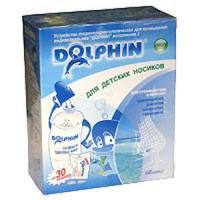 Долфин детский, устройство 120 мл+30 пакетиков