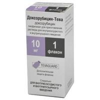 Доксорубицин 1 шт.